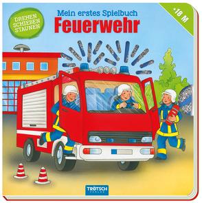 """Mein erstes Spielbuch """"Feuerwehr"""""""