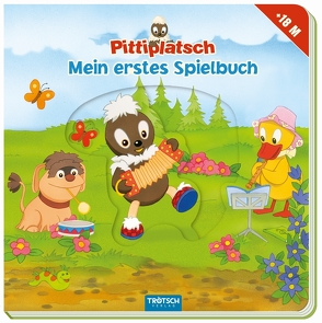 """Mein erstes Spielbuch """"Pittiplatsch"""" ab 18 Monaten"""