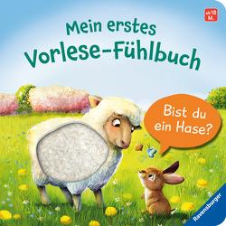 Mein erstes Vorlese-Fühlbuch: Bist du ein Hase? von Blanck,  Iris, Orso,  Kathrin-Lena