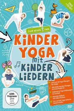 Mein erstes Yoga: Kinderyoga mit Kinderliedern von Keller,  Susanne
