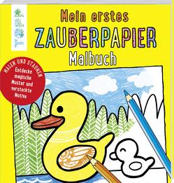 Mein erstes Zauberpapier Malbuch von Pautner,  Norbert