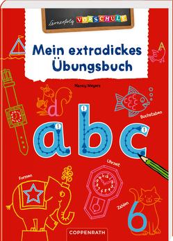 Mein extradickes Übungsbuch von Kudla,  Britta, Meyers,  Nancy, Pilkington,  Sally