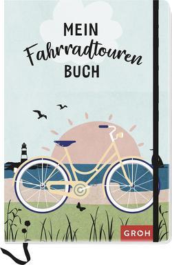 Mein Fahrradtouren-Buch (maritim)
