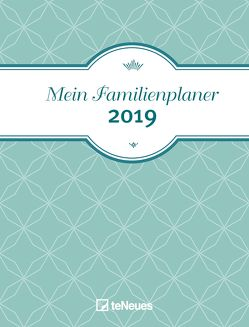 Mein Familienplaner 2019 Diary