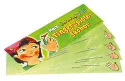 Mein farbenfroher Fingerspielefächer von Don Bosco Medien