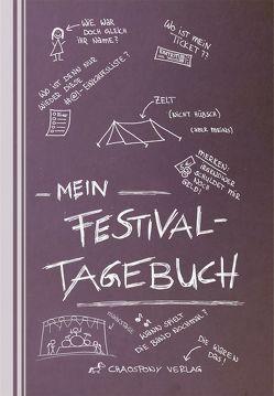 Mein Festival-Tagebuch (Sonderedition) von Jakob,  Sandra Lina