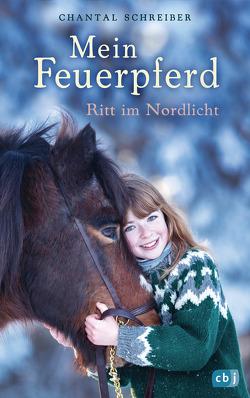 Mein Feuerpferd – Ritt im Nordlicht von Schreiber,  Chantal