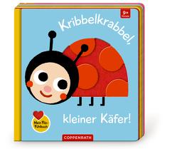 Mein Filz-Fühlbuch: Kribbelkrabbel, kleiner Käfer! von Kawamura,  Yayo
