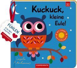 Mein Filz-Fühlbuch: Kuckuck, kleine Eule! von Arrhenius,  Ingela