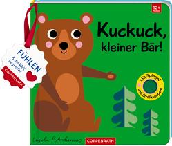 Mein Filz-Fühlbuch: Kuckuck, kleiner Bär! von Arrhenius,  Ingela