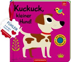 Mein Filz-Fühlbuch: Kuckuck, kleiner Hund! von Arrhenius,  Ingela
