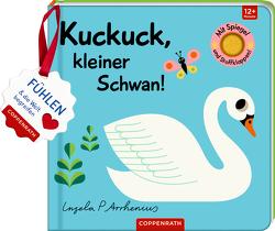 Mein Filz-Fühlbuch: Kuckuck, kleiner Schwan! von Arrhenius,  Ingela