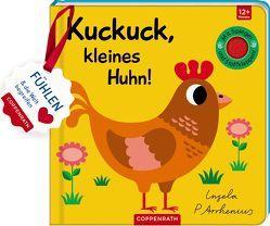 Mein Filz-Fühlbuch: Kuckuck, kleines Huhn! von Arrhenius,  Ingela