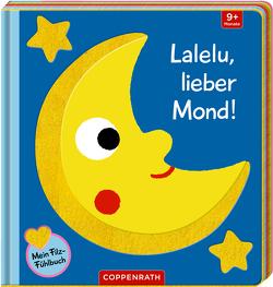 Mein Filz-Fühlbuch: Lalelu, lieber Mond von Kawamura,  Yayo