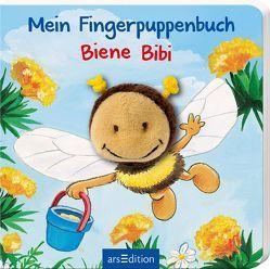 Mein Fingerpuppenbuch – Biene Bibi von Flad,  Antje, Gerlich,  Andrea