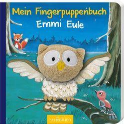 Mein Fingerpuppenbuch – Emmi Eule von Erl,  Lea-Marie, Flad,  Antje