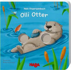 Mein Fingerspielbuch – Olli Otter von Fehr,  Daniel, Storch,  Imke, Teichmann,  Meike