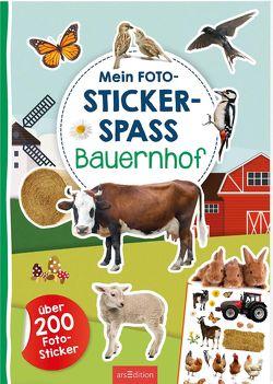 Mein Foto-Stickerspaß – Bauernhof von Schindler,  Eva