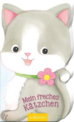 Mein freches Kätzchen von Gruber,  Denitza, Mühl,  Joschi