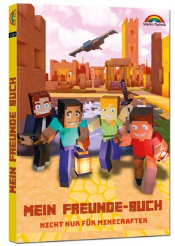 Mein Freunde Buch für Minecrafter von Haberkamp,  David