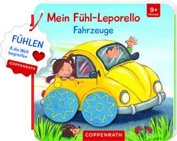 Mein Fühl-Leporello: Fahrzeuge von Kraushaar,  Sabine