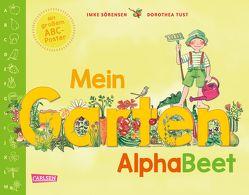 Mein Garten AlphaBeet von Sörensen,  Imke, Tust,  Dorothea