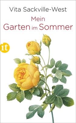 Mein Garten im Sommer von Haefs,  Gabriele, Sackville-West,  Vita, Sanders,  Rosie