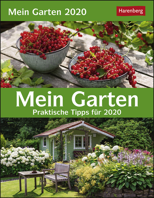 Mein Garten Kalender 2020 Von Harenberg Thimm Ulrich Praktische Tip