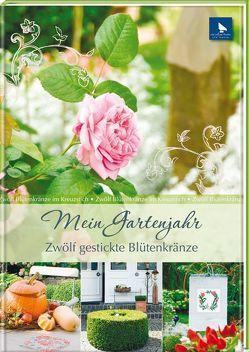 Mein Gartenjahr von Menze,  Ute