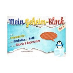 Mein Geheimblock von Christliche Schriftenverbreitung,  e.V.