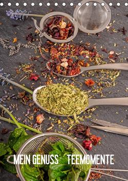 Mein Genuss Teemomente (Tischkalender 2021 DIN A5 hoch) von Siepmann,  Thomas