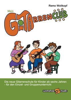 Mein Gitarrenclub von Wollkopf,  Remo