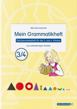 Mein Grammatikheft 3/4 für die 3. und 4. Klasse von Langhans,  Katrin