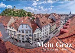 Mein Graz. Perle an der MurAT-Version (Wandkalender 2019 DIN A2 quer) von Stanzer,  Elisabeth