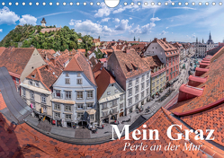 Mein Graz. Perle an der MurAT-Version (Wandkalender 2020 DIN A4 quer) von Stanzer,  Elisabeth