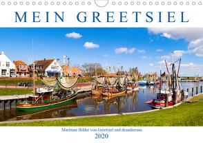 Mein Greetsiel (Wandkalender 2020 DIN A4 quer) von Dreegmeyer,  Andrea