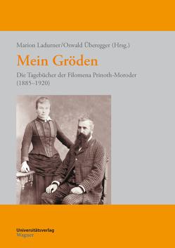 Mein Gröden von Marion,  Ladurner, Überegger,  Oswald