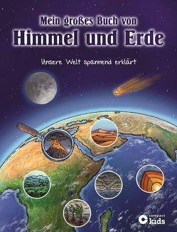 Mein großes Buch von Himmel und Erde von Brüchler,  Mirco, Ottinger,  Iris