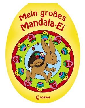 Mein großes Mandala-Ei von Labuch,  Kristin