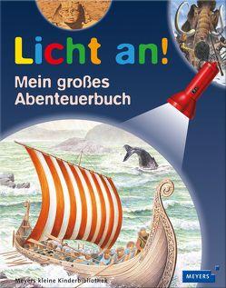 Mein großes Abenteuerbuch
