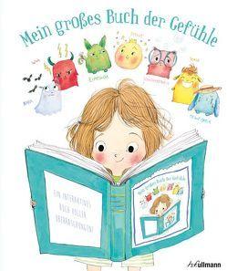 Mein großes Buch der Gefühle von Couturier,  Stéphanie, Poignonec,  Maurèen