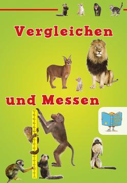 Mein großes Buch über Vergleichen und Messen von Steffora,  Tracey