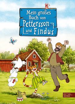 Mein großes Buch von Pettersson und Findus von Korda,  Steffi, Nordqvist,  Sven