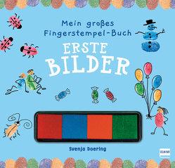 Mein großes Fingerstempel-Buch – Erste Bilder von Doering,  Svenja