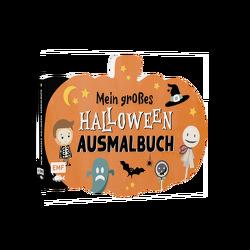 Mein großes Halloween Ausmalbuch