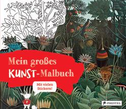 Mein großes Kunst-Malbuch von Roeder,  Annette