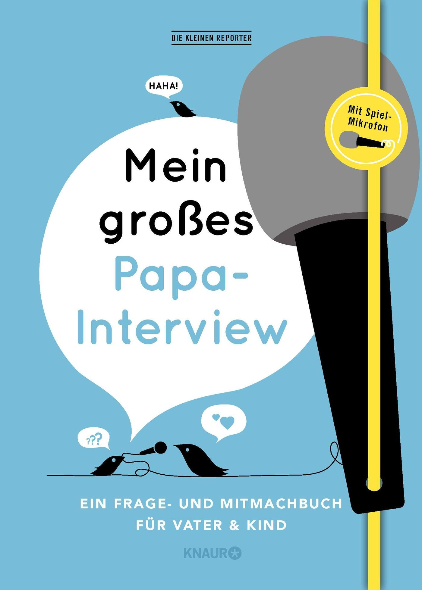 Mein großes Papa-Interview von Heinemann, Ilka, Kuhlemann, Matthias,