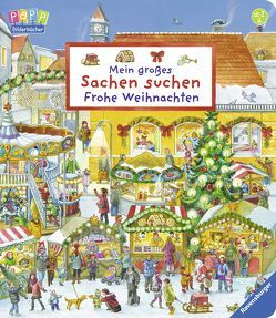 Mein großes Sachen suchen: Frohe Weihnachten von Gernhäuser,  Susanne, Suess,  Anne