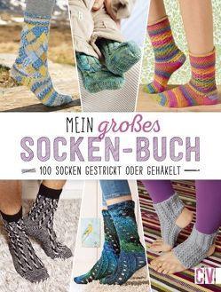 Mein großes Socken-Buch