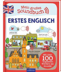 Mein großes Soundbuch Erstes Englisch von Schnabel,  Dunja